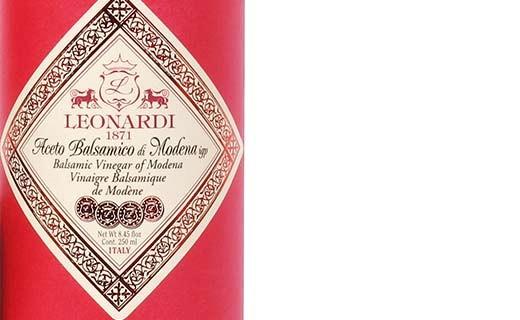 Aceto balsamico di Modena - 8 anni - 4 medaglie - Leonardi