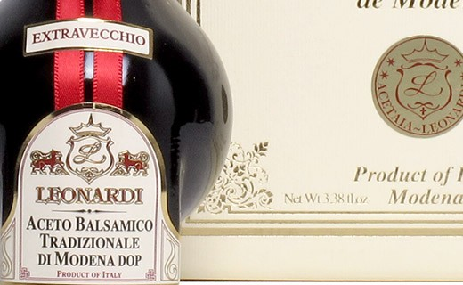 Aceto balsamico tradizionale DOP - 30 anni - Leonardi