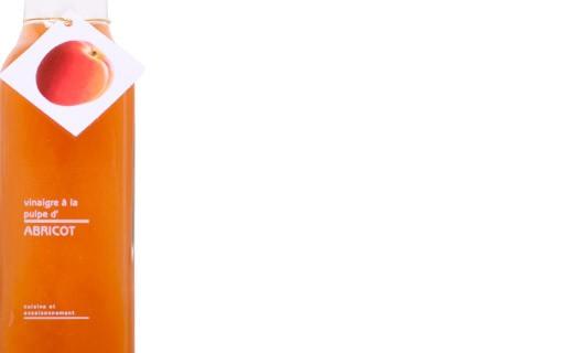 Aceto alla polpa d' albicocca - Libeluile