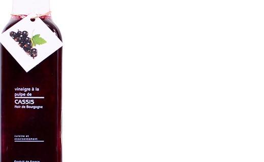 Aceto alla polpa di ribes nero di Borgogna - Libeluile