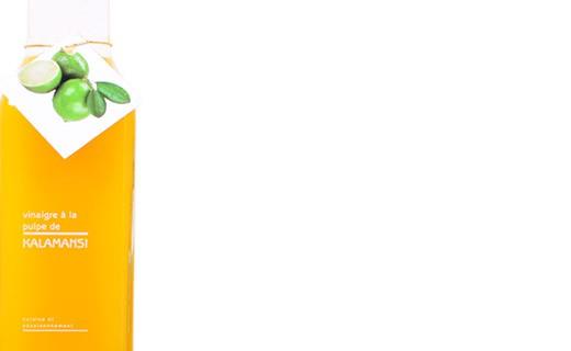 Aceto alla polpa di limone Kalamansi - Libeluile