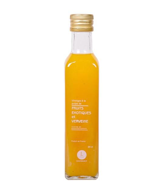 Aceto alla polpa di frutti esotici e verbena - Libeluile