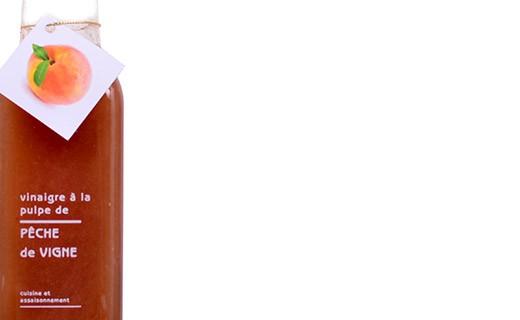 Aceto alla polpa di pesca - Libeluile