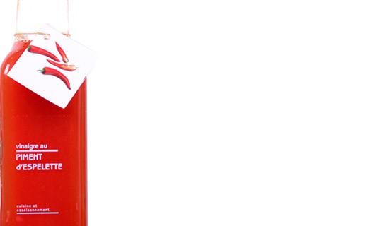 Aceto alla polpa di peperoncino di Espelette - Libeluile