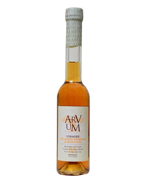 Aceto di Sherry D.O.P. Reserva al Moscato  - Arvum